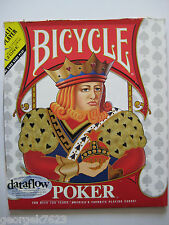 Bicycle Poker - for PC - like new