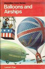 Ballons Airships Ballon Luftschiff Geschichte Entwicklung Luftfahrt