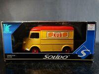 Solido Citroen HY KUB Bouillon Delivery Truck 1:18 Scale Diecast Panel Van 8409