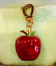 2005 JUICY COUTURE POISON APPLE CHARM (VERY RARE) YJRU0436