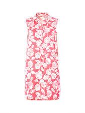 White Stuff Strawberry Pink Summer Blooms Tunic Dress [417500] UK 14 EU 42