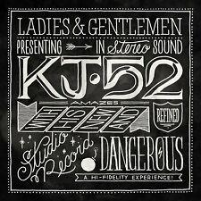 KJ-52 Dangerous CD
