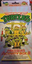 Teenage Mutant Hero Turtles 1990 Nuevo Caja dinámica actividad 2
