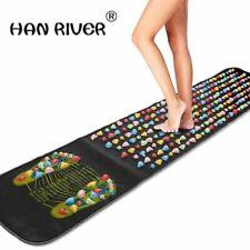 Home Foot Massage Pad Mat Floor Massager Yoga Acupressure Non Slip Acupuncture