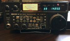 ICOM 720A Ham Transceiver (Gen Coverage Receiver)