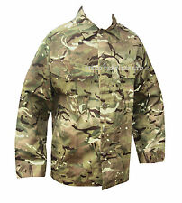 MTP CAMOUFLAGE SHIRT WITH BUTTONS - SIZE 180/104 - BRAND NEW - RL594