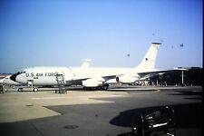 2/266 Boeing KC-135 Stratotanker United States Air Force Kodachrome SLIDE