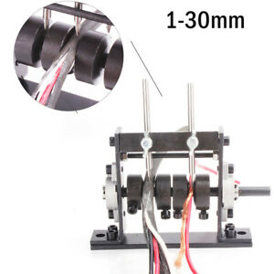 1-30mm Dual-purpose Manual Electric Drill Wire Stripping Machine Scrap Cable