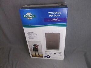 Pet Safe Dual Entry Telescoping Large Pet Door 10-3/8 in x 15-3/8 in. PPA00-1694