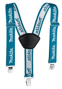 Makita E-05402 Ultimate Blue Clip Braces Cushioned Pad