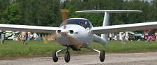 UFM-13 Lambada Distar Glider Airplane Wood Model Replica Large Free Shipping