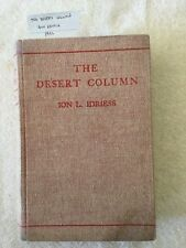The Desert Column - Ion L Idriess