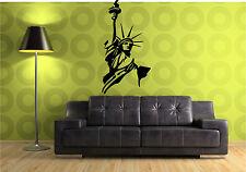 Statue of Liberty Wall Sticker Wall Art Vinyl Decals Wall Decor Wall Stickers
