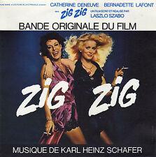 BOF ZIG-ZIG KARL HEINZ SCHÄFER FRENCH 45 SINGLE OST