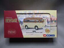 AG211 CORGI HERITAGE 1/43 CHENARD WALCKER MINI BUS VITRE EX70623 Ed Lim 2400ex