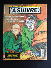 A Suivre 214 Le Magazine De La Bande Dessinee Boucq Jodorowsky