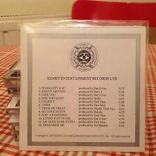 Mr. Ti2BS Nobody's perfect promo CD album