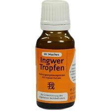 Dr. Muches Ingwer Tropfen, 20 ml