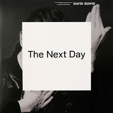 BOWIE David 2-LP + CD The Next Day - EU
