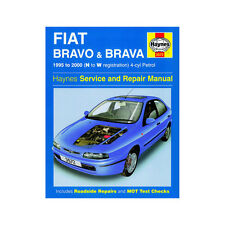 [3572] Fiat Bravo Brava 1.2 1.4 1.6 1.8 Petrol 95-00 (N to W Reg) Haynes Manual