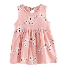 Girls Summer Princess Dress Kids Baby Party Wedding Tulle Tutu Dresses Sundress
