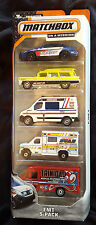 MATCHBOX SHERIFF FORD INTERCEPTOR 63 AMBULANCE TRINIDAD RENAULT F150 CADILLAC