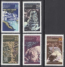 DDR 1977 Mi. Nr. 2203-2207 Postfrisch ** MNH