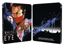 White of the Eye STEELBOOK Blu-ray Blu-ray NEUF (fcd910)