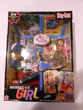 Mattel Barbie Generation Girl My Room 2000 28986 NEW NRFB
