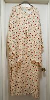 Ulla Popken Plus Size 28/30 Lovely Spring Lined 2-Piece Dress NWT CHURCH/BRUNCH