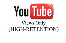 5k YouTube-Video-Views 50 Video-Likes || High Quality service