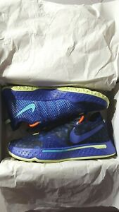 1 PAIR LEFT! Authentic New Nike PG4 'Gatorade Gx' men's shoes clr purple size 11