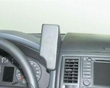 Haweko Telefonkonsole fuer VW T5 Multivan, Bj. 03- Premium-Leder, Schwarz