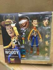"""Kaiyodo Revoltech 010 SCI-FI TOY STORY WOODY 5.5"""" Action Figure New"""