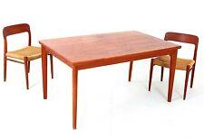 Dining Table Grete Jalk for Glostrup Teak Denmark 50er 60er