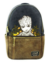 Loungefly x Guardians Of The Galaxy Groot Mini Backpack Cosplay Marvel New