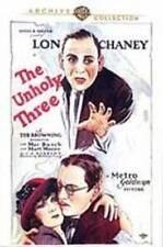 THE UNHOLY THREE NEW DVD