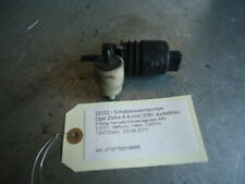 Laveuse pompe Opel Zafira A  2.0DTI 74kW Y20DTH 22532