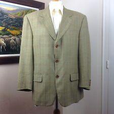 Manteaux et vestes blazers Burberry en laine pour homme   eBay 8071dc38cd7