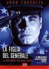 Dvd LA FIGLIA DEL GENERALE - (1999) *** John Travolta ***  ......NUOVO