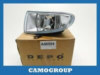 Light Fog Lamp Right Depo For FORD Fiesta MK4 MK5 Mazda 121