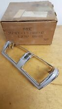 NOS 1977 1979 1979 Mercury Cougar Brougham taillight trim surround bezel frame