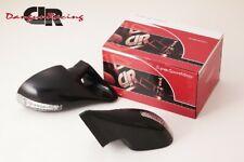 DTM2 Mirror LED Black Manual Adjust LH For Peugeot 205[89-95]