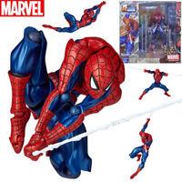 Spider-Man Marvel No.002 Yamaguchi Katsuhisa Revoltech Kaiyodo Action Figure Toy