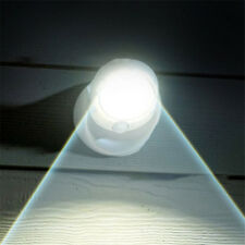 LED PIR Motion Sensor Night Light Wireless Wall Lamp Battery Powered Entrance
