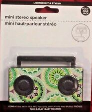 """Mini speaker """"Boombox"""" Getto style FUNKY look Mp3 Mobile Phones"""