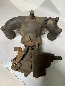 ORIGINAL Vintage B&B Carter Carburetor 1932 Plymouth Mopar model 4-A3