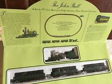 Bachmann John Bull HO Scale Electric Train Set w/track & power Pack