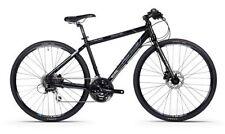 Biciclette ibride nero per uomo
