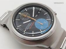 SEIKO 5 Automatic Chronograph 6138-0020 Watch For Men Circa 1970s New Old Stock